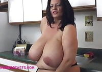 Hot wife big boobs Maria Moore