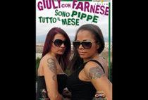 Giuly Con Farnese Sono Pippe Tutto Il Mese
