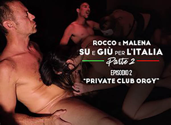 Excellent scena italian orgy check it out new porn