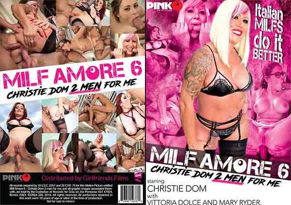 MILF Amore 6 Christie Dom
