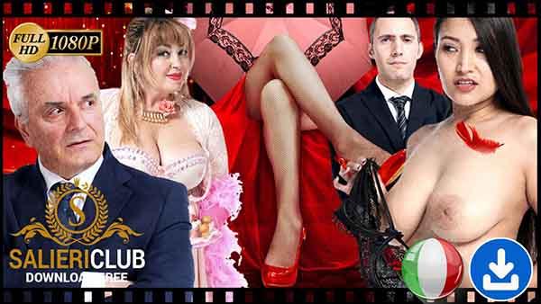 Burlesque show 2 SalieriXXX