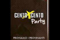 (Proviamo i provinanti nel buio del privèe) Centoxcento Party
