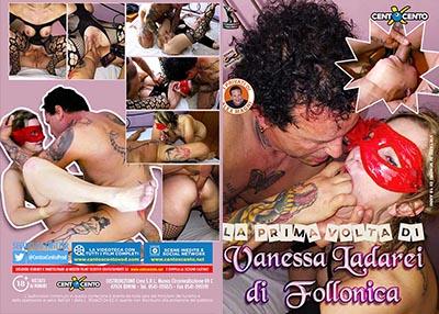 La prima volta di Vanessa Ladareif