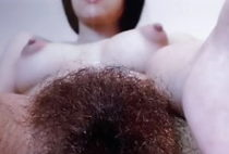 Hairy bush and puffy nipples oh my!!!
