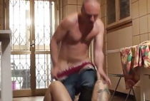 Postman fuck a housewife (with Mary Rider and Capitano Eric)