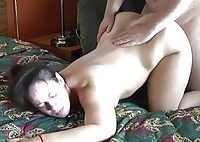 Milf biologi techer show boy how to get pregnant with fuck 10