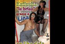 Katiusha la briaa grazie a Lina ce l'ha data