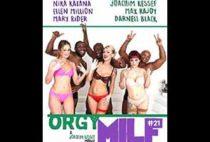 Orgy MILF 21 Mary Rider