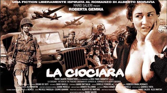 La Ciociara Part 1 Escape From Rome