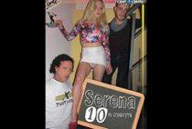 Serena, 10 in condotta