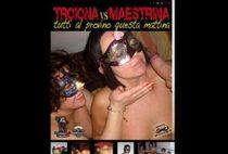 Troiona Vs Maestrina Tutti al provino questa mattina